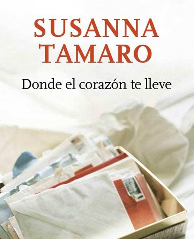 Lee más sobre el artículo Opinión de Donde el corazón te lleve, Susana Tamaro