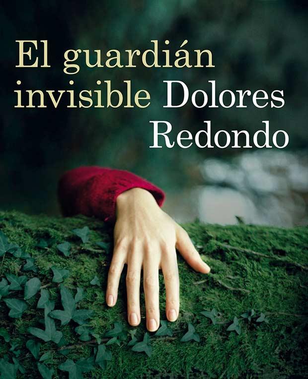 Portada libro El guardián invisible - Dolores Redondo