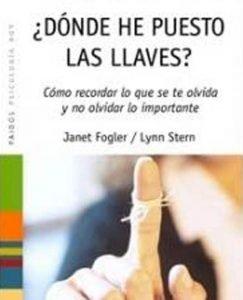 Opinión de ¿Dónde he puesto las llaves?, Janet Fogler y Lynn Stern