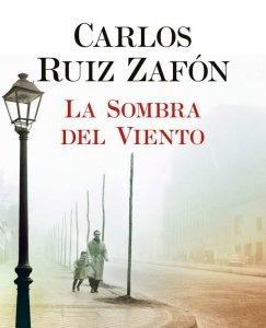 Opinión de La sombra del viento, Carlos Ruiz Zafón