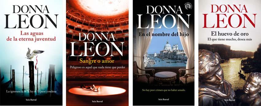 Saga Donna Leon
