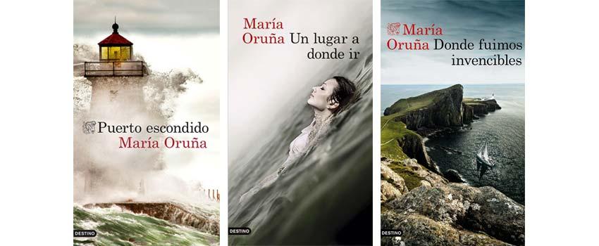 Saga María Oruña