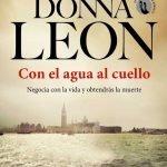 Opinión Con el agua al cuello, Donna Leon