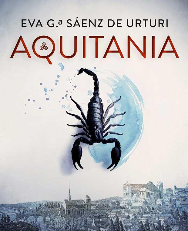Portada Aquitania - Opiniones de libros