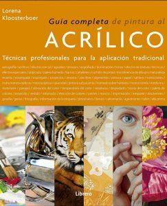 Lee más sobre el artículo Guía completa de Pintura al Acrílico, Lorena Kloosterboe