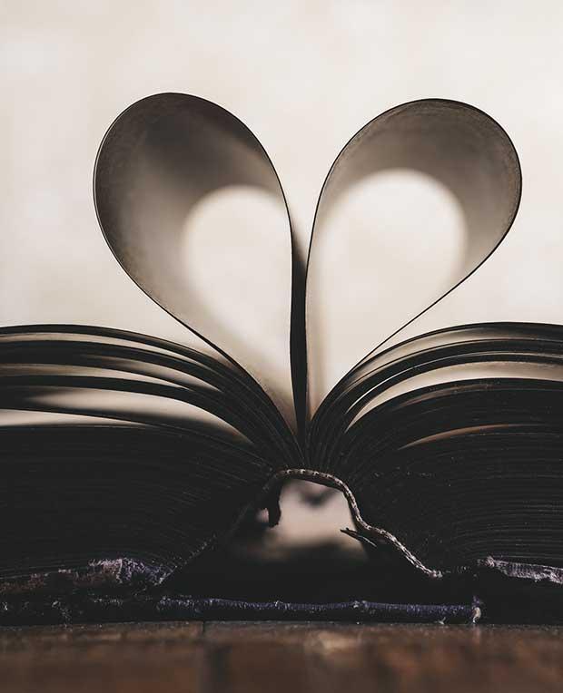 Libros para regalar en San Valentín 2021