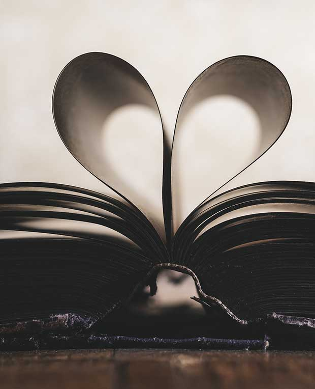 Libros San Valentín