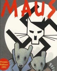 Opinión de Maus, Art Spiegelman