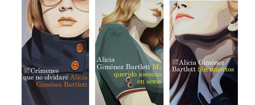 Saga Alicia Giménez Bartlett