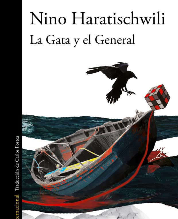 Opinión de La Gata y el General, Nino Haratischwili
