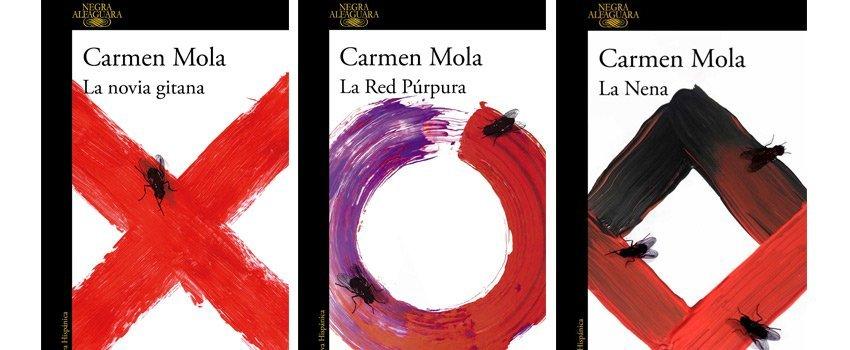 Saga libros Carmen Mola