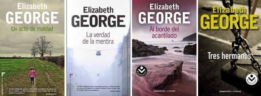 Saga libros Elizabeth George