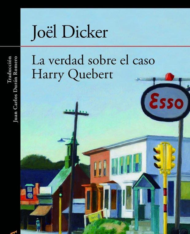 Lee más sobre el artículo Opinión de La verdad sobre el caso Harry Quebert, Joël Dicker