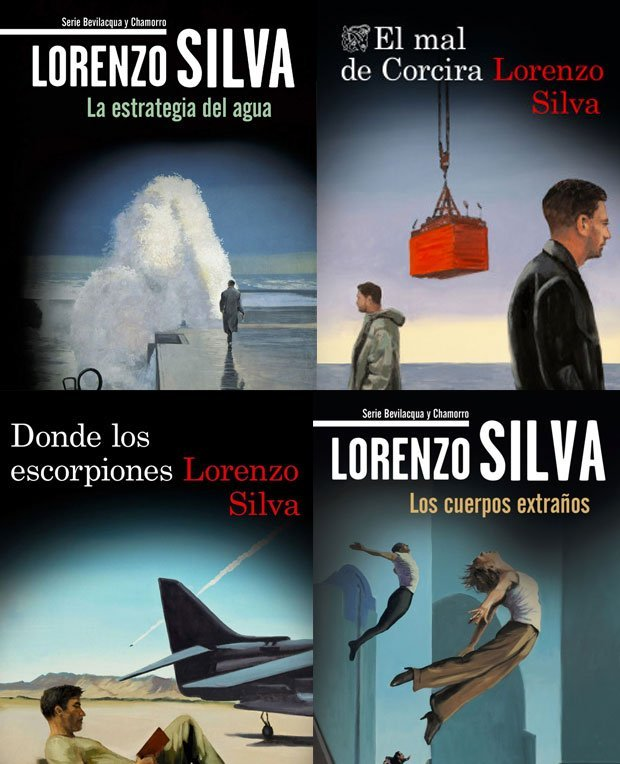 Serie Bevilacqua y Chamorro, Lorenzo Silva