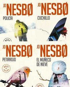 Lee más sobre el artículo Serie Harry Hole, Jo Nesbø: Todas las novelas