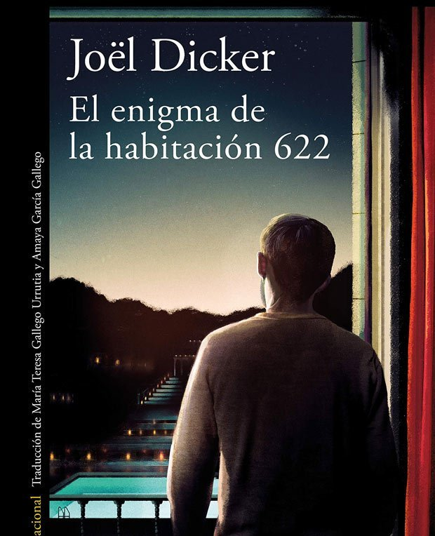 Lee más sobre el artículo Opinión de El enigma de la habitación 622, Jöel Dicker